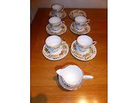 Royal Sutherland Tea Set