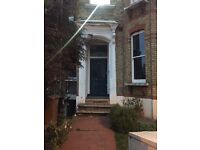 Double room to rent in a spacious and bright 2 bedroom flat (small pets allowed)