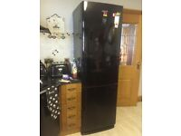 Samsung Black RL41WGB Frost Free Fridge Freezer with water dispenser.