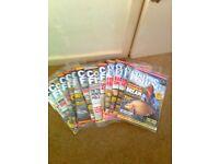 Fishing Magazines and DVD