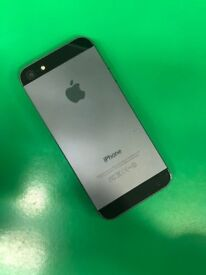 iPhone 5 black , 16gb on vodafone network