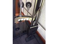 Marcy MWM1600 Power Booster Multi Gym
