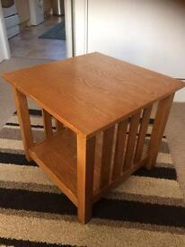 Lovely wooden side table
