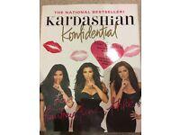 Kardashian konfidential hardback book