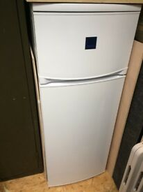 Zanussi fridge freezer model ZRT23103WV less than 2 years old, can deliver in Oxford.