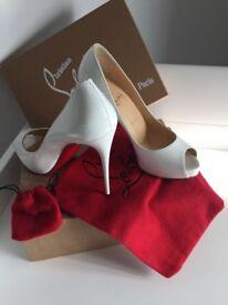 Louboutin shoes size 6