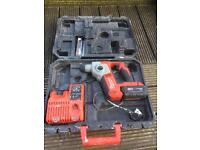Milwaukee compact sds drill model M18BH