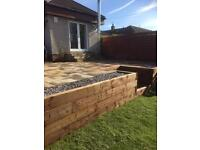Experienced builder/ landscaper £3200 per month £160 per day