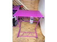 Pink Desk (2 avaliable)