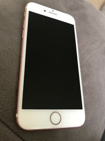 iPhone 7, 32gb, boxed (no charger), Vodafone, Rose Gold