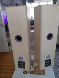 Eltax symphony 8.3 floor standing loudspeakers