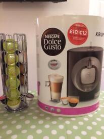 Dulce Gusto Krups Coffee Machine