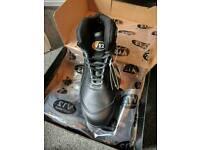 V12 work wear steel toe safety boots