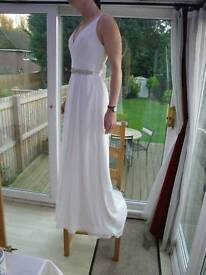 Ivory Heidi Hudson Bridal Gown