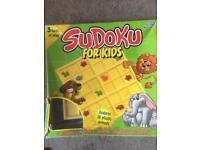 Sudoku for kids board game