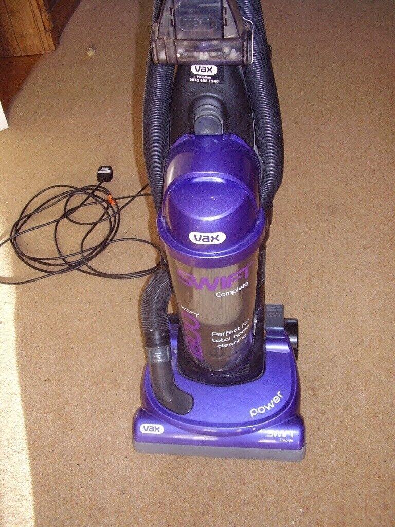 Vax Swift 1800 Vs 190c Vacuum Cleaner 1800 Watt In