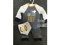 Brand new baby clothes various prices