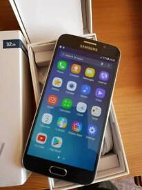 Samsung Galaxy S6 unlocked immaculate
