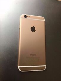 iphone 6s 128gb rose gold unlocked to EE