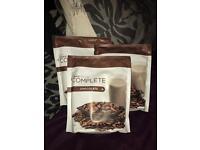 Juice Plus Complete Chocolate Shakes