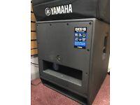 YAMAHA FULL PA SYSTEM. 2X DXS18 & 2X DSR115