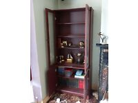 Book cabinet - measures 76cm x 183cm
