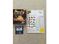 3 Atari 520 ST games
