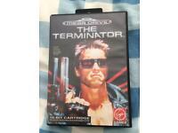 The terminator ( Sega mega drive)