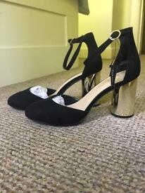New Look shoes, UK 8, never been worn-tag on, perfect condition