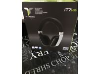 It7wireless headphones £100 rrp