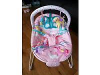 Mothercare Fairground bouncer