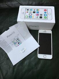 Apple iPhone 5s 32GB - Gold - Unlocked - £140
