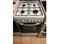 Beko Gas Cooker (White)