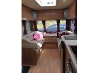 Bailey Unicorn Valencia 2011 (4 berth) in great condition, comes with many added extras