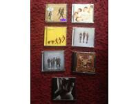 Take That/Robbie CDs