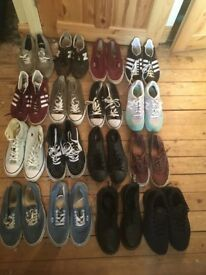 Trainers & Doc Martens for sale