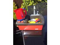 Little Tikes Sink and Accessories