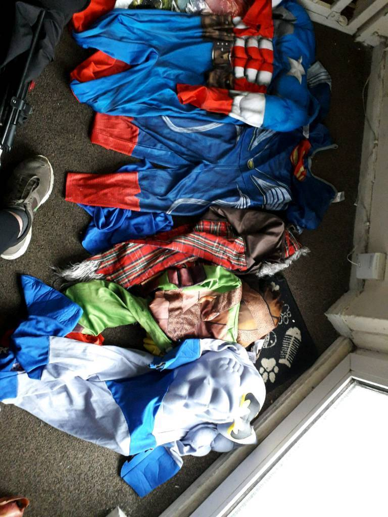 Boys Dress Up Outfits In Worthing West Sussex Gumtree