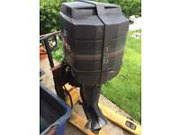 135hp mercury outboard boat engine