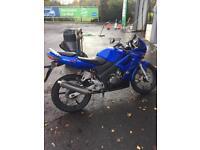 Honda Cbr 125cc 2005 £1000 sold