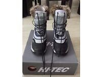 Hi-Tec Winter Boots. Size 5 (Adult)