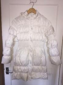 Girls age 12 genuine Guess puffer Jacket/coat.