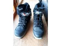 Alpina cross country ski boots