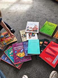 Big selection of teacher training books