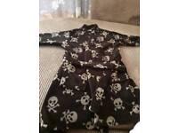 Boys soft dressing gown 5-6