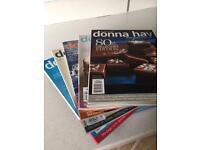 Donna Hay magazines