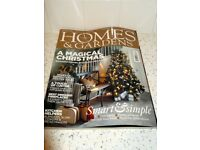 Several Hundred Magazines Homes & Gardens, Gardens Illustrated etc FREE!! 1998-20012