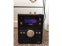 LOGIK LHFDAB14 Traditional Hi-Fi System | FAULTY | Collection only