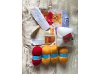 Winnie the Pooh Knitting kit (open to offers)