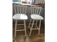 Shabby Chic/Country Style Kitchen/Breakfast Bar Stools